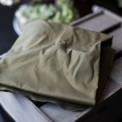 mind the MAKER - Dry Waxed Organic Cotton khaki