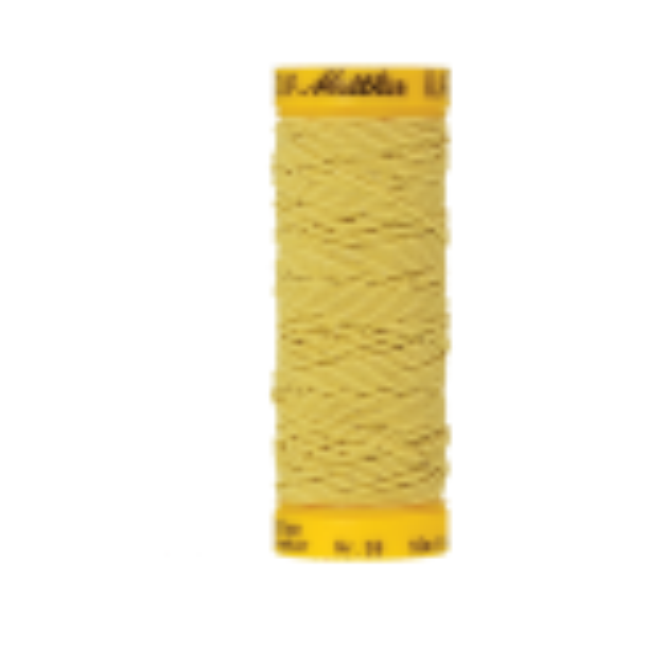 Amann Elastic Yellow - Elastikfaden, 10m