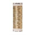 Amann Mettler Metallic 40, 100m - Gold and Silver