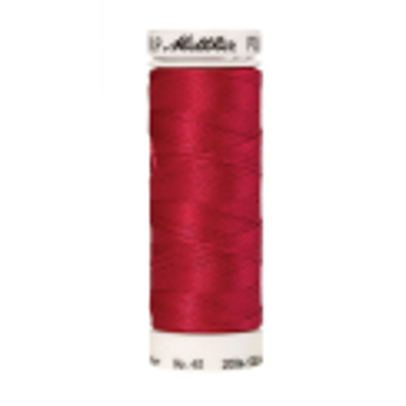 Amann Mettler Poly Sheen Strawberry glänzt durch den trilobalen Fadenquerschnitt besonders schön. Zum Sticken, Quilten, Nähen. 200m Spule