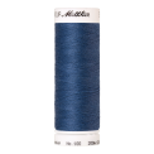 Amann Mettler Seralon 100, 200m - Smoky Blue - Allesnäher