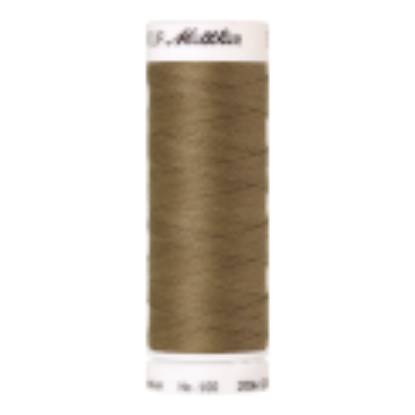 Amann Mettler Seralon 100, 200m - Dried Reed - Allesnäher