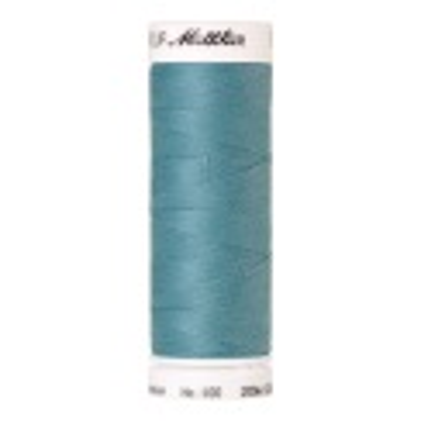 Amann Mettler Seralon 100, 200m - Frosted Turquoise - Allesnäher