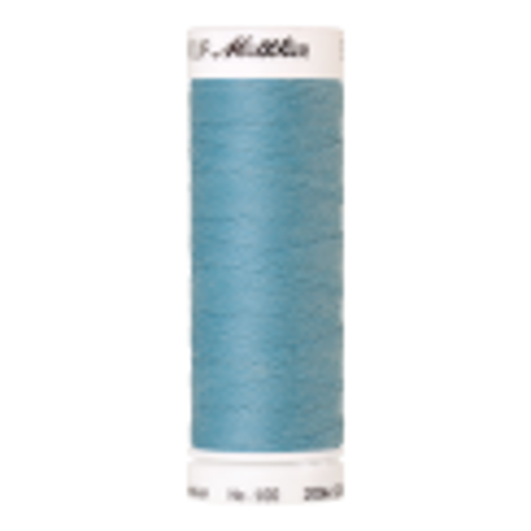 Amann Mettler Seralon 100, 200m - Crystal Blue - Allesnäher