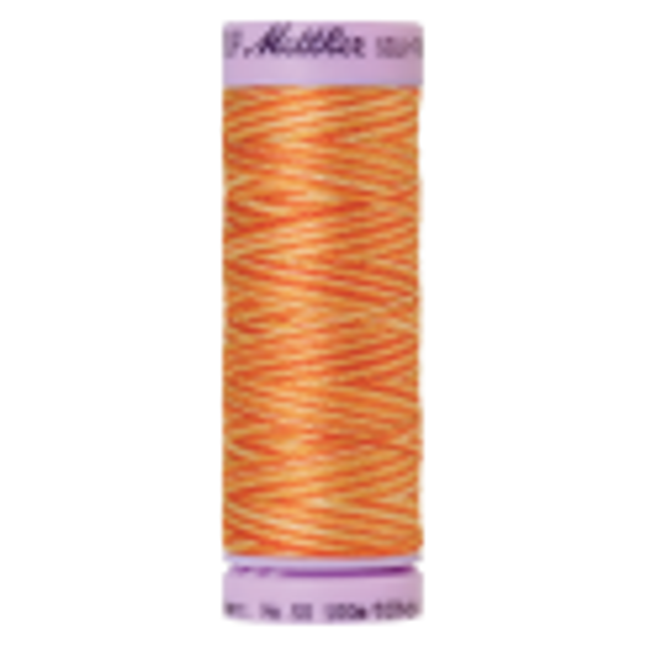 Silk-Finish Multi 50, 100m - Rust Ombre : Reines Baumwollgarn aus 100% langstapliger, ägyptischer Baumwollte von Amann Mettler