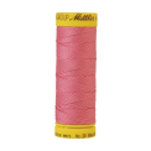 Silk-Finish Cotton 28, 80m - Roseate: Reines Baumwollgarn aus 100% langstapliger, ägyptischer Baumwollte von Amann Mettler