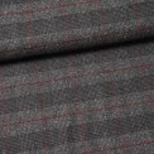 Woll-Tweed (Made in Italy) Antonio dunkelgrau