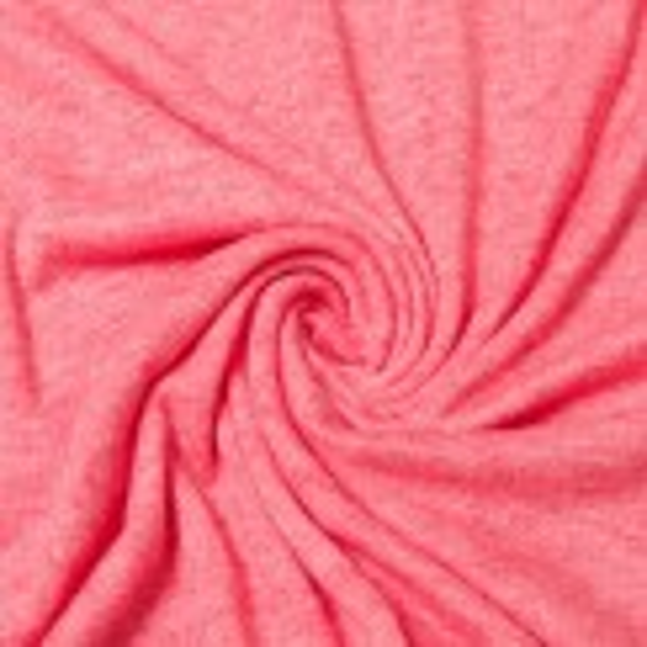 Softstrick - Royal - rot meliert