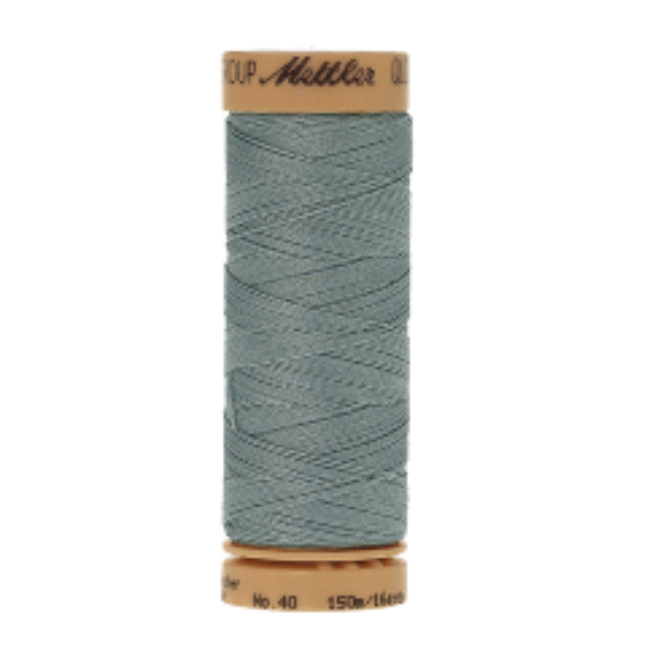 Amann Mettler Quilting waxed, 150m - Spearmint Handquiltgarn