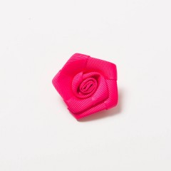 Grosgrain-Rose 3cm fuchsia