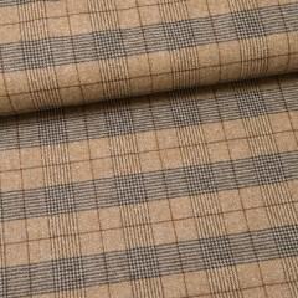 Woll-Tweed (Made in Italy) Antonio beige