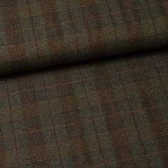Woll-Tweed (Made in Italy) Antonio olive