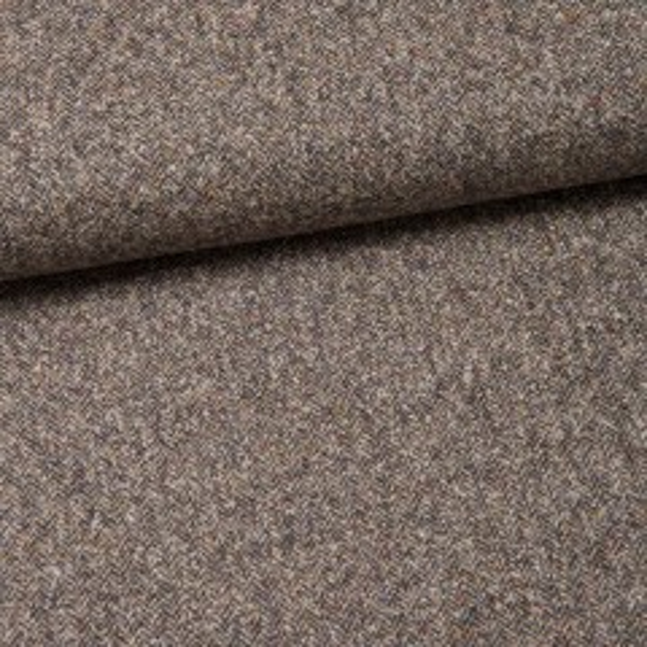 Woll-Tweed (Made in Italy) Camilla schwarz/braun