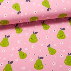 Pim the Pear Jersey pink