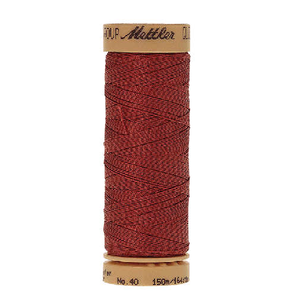Amann Mettler Quilting waxed, 150m - Spice Handquiltgarn