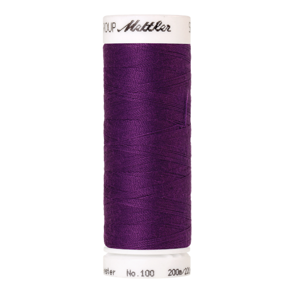 Amann Mettler Seralon 100, 200m - Grape Jelly - Allesnäher