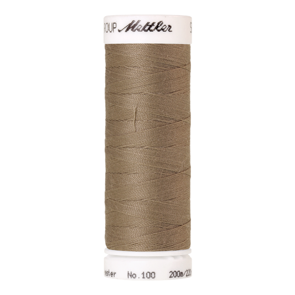 Amann Mettler Seralon 100, 200m - Dried Seagrass - Allesnäher