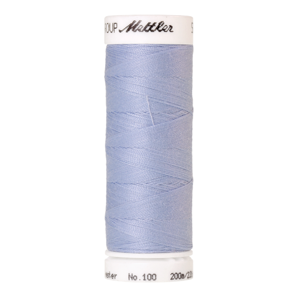 Amann Mettler Seralon 100, 200m - Baby Blue - Allesnäher
