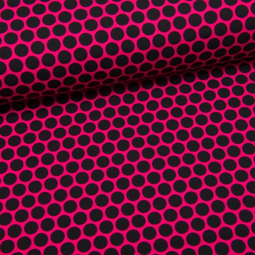 Lots of Dots Sommersweat by lycklig design Punkte erika