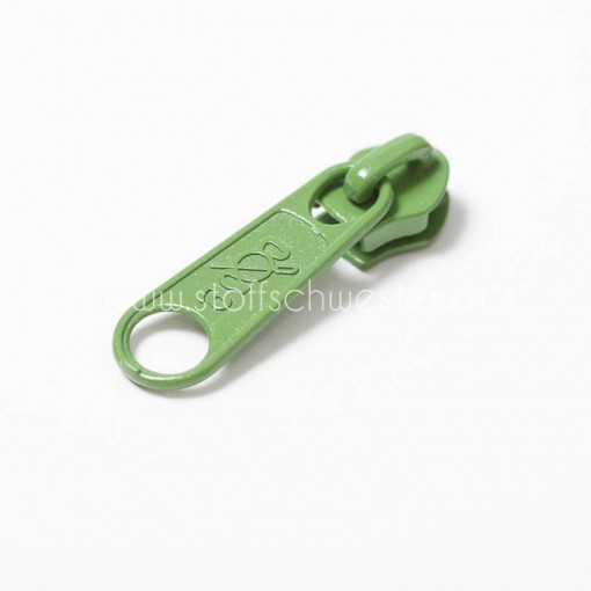 5mm Non-Lock Schieber oliv (3 Stück)
