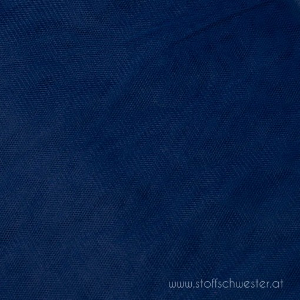 Soft-Tüll dunkelblau