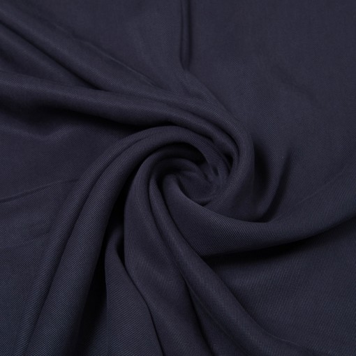 meetMILK - Tencel™ Sanded Twill blueberry