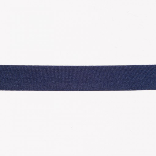 25mm Lycra Band navy