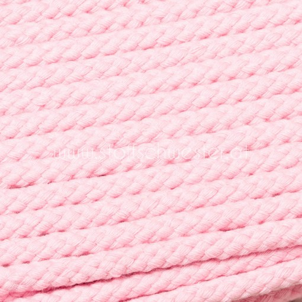 8mm Kordel rosa