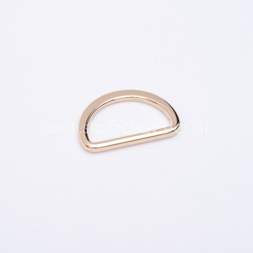 "30mm D-Ring ""Premium"" gold"