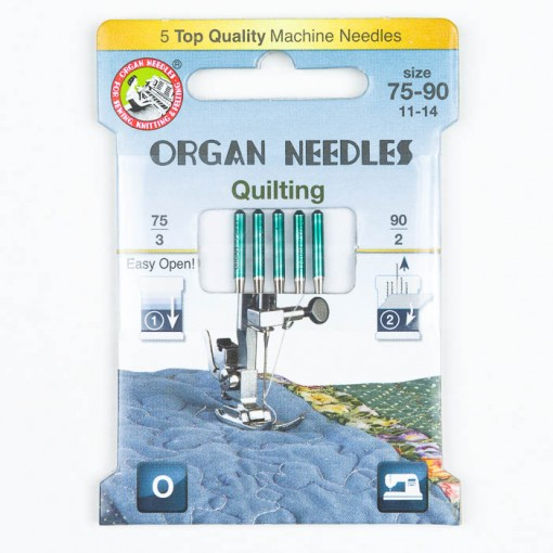 Organ Quilting Nadeln Sortiment, 130/705H, Eco Pack