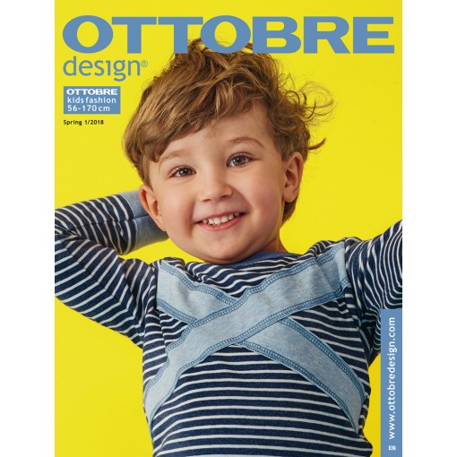 Ottobre Kids Fashion 01/2018