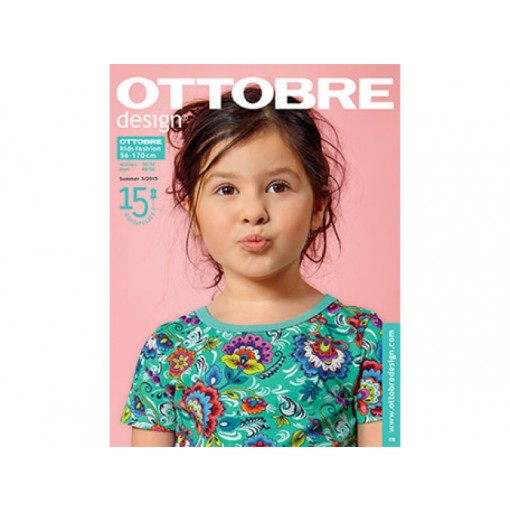 Ottobre Kids Fashion 3/2015