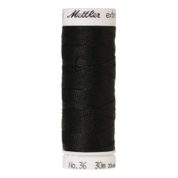 Extra Stark 36, 30m - Black FNr. 4000