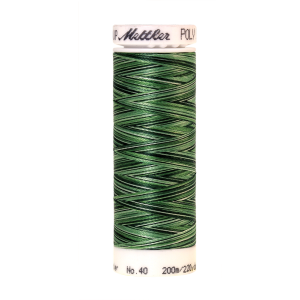 Poly Sheen Multi, 200m - Field Greens  FNr. 9805