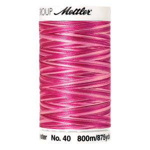 Poly Sheen Multi, 800m - Lipstick Pinks  FNr. 9923