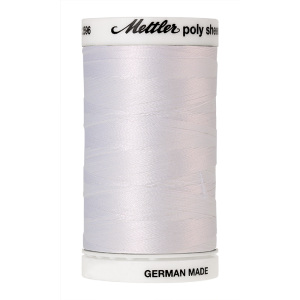 Poly Sheen, 800m - White FNr. 0015