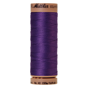 Silk-Finish Cotton 40, 150m - Iris Blue FNr. 0030