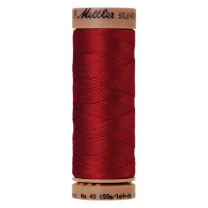 Silk-Finish Cotton 40, 150m - Country Red FNr. 0504