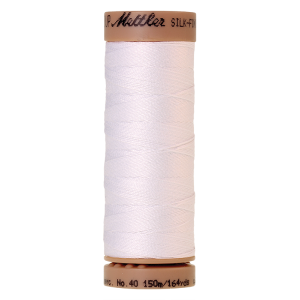 Silk-Finish Cotton 40, 150m - White FNr. 2000