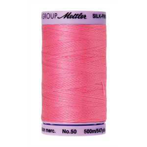 Silk-Finish Cotton 50, 500m - Roseate FNr. 0067
