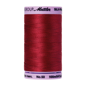 Silk-Finish Cotton 50, 500m - Fire Engine FNr. 0105