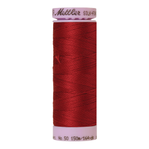 Silk-Finish Cotton 50, 150m - Fire Engine FNr. 0105