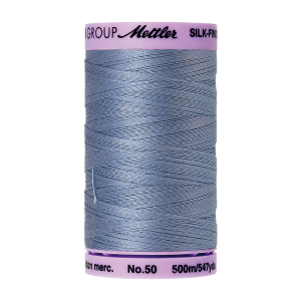 Silk-Finish Cotton 50, 500m - Summer Sky FNr. 0350
