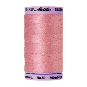 Silk-Finish Cotton 50, 500m - Rose Quartz FNr. 1057