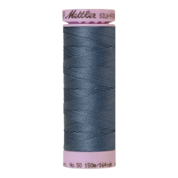 Silk-Finish Cotton 50, 150m - Stormy Sky FNr. 1275