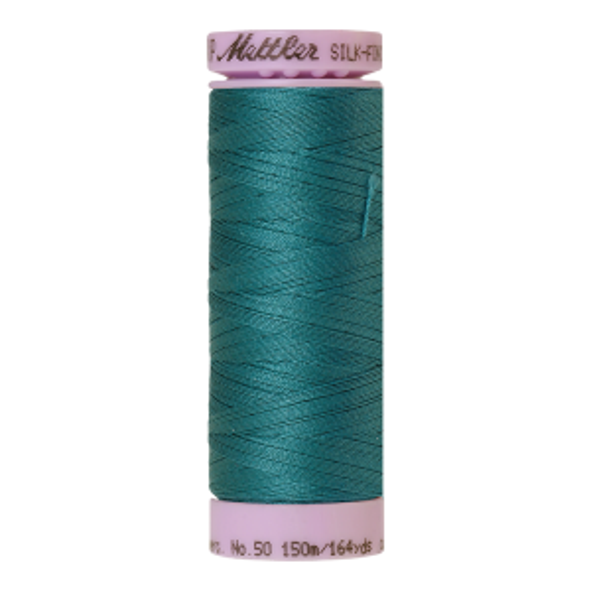Silk-Finish Cotton 50, 150m - Caribbean   FNr. 1472