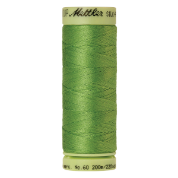 Silk-Finish Cotton 60, 200m - Bright Mint FNr. 0092