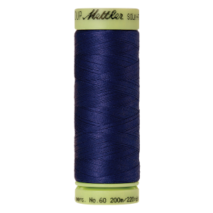 Silk-Finish Cotton 60, 200m - Fire Blue FNr. 1078