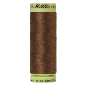 Silk-Finish Cotton 60, 200m - Pecannut FNr. 1223