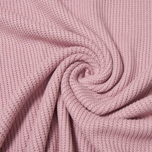 Heavy Knit rosè